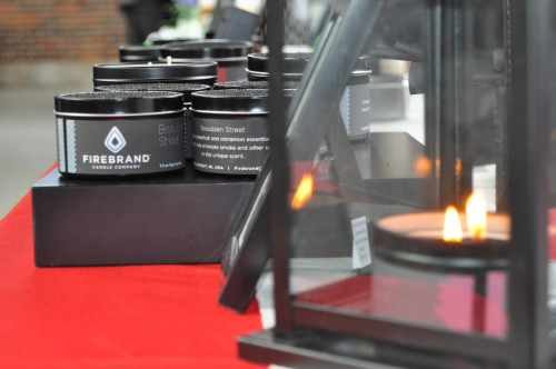 Firebrand Candles